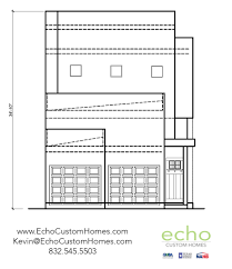 new heights custom home design u2013 contemporary plan u2013 echo custom homes