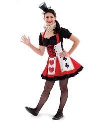 pretty playing card teen disney halloween costume