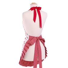 amazon com flirty aprons women u0027s original very cherry apron home