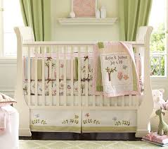 Complete Crib Bedding Sets Hayley Baby Bedding Set Pottery Barn