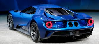 ford unveils 600hp gt hypercar to compete with chevrolet corvette