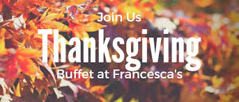 thanksgiving at s s trattoria italian