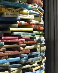 book stacking ideas 20 best creative book stacking images on pinterest stacked books