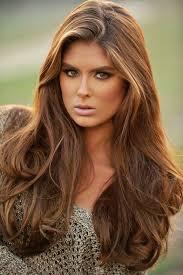 Hair Color Light Brown True Or False Myths About Color Treated Hair Caramel Hair Hair