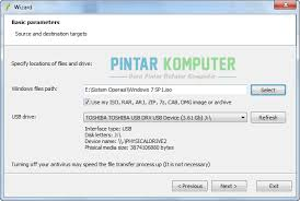 cara membuat bootable xp pada flashdisk cara menginstall windows 7 dengan menggunakan usb flashdisk pintar
