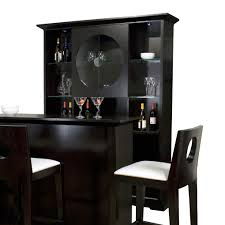 furniture cozy wooden bar fruniture deisgn mixed with marble