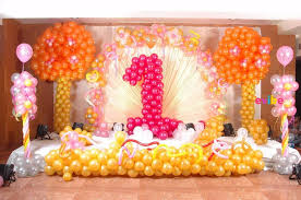 balloons decoration 10 creative balloon theme decorations for birthday party in hyderabad