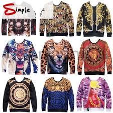 3d sweater mens space galaxy 3d scenery sweatshirt sweater hoodies top