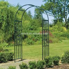 Metal Arbor With Gate Wrought Iron Garden Arbor Wrought Iron Garden Arbor Suppliers And