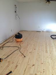 Cost To Refinish Wood Floors Per Square Foot How We Installed Real Wood Floor For Less Than 1 50 Per Square Foot