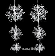 clear plastic snowflake clear plastic snowflake suppliers and
