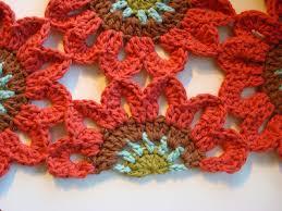 Free Valance Pattern Crochet Flower Window Valance Pattern Squareone For