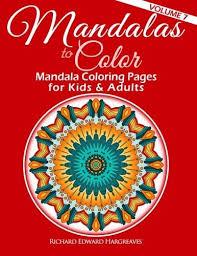 mandalas color u2013 mandala coloring pages kids u0026 adults