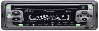pioneer deh 1500 r green car stereo amazon co uk electronics