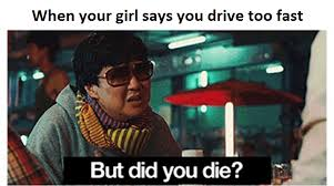 My Girl Memes - yep my girlfriend is not a car girl