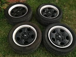 stock camaro rims four stock oem 18 steel rims and tires camaro5 chevy camaro