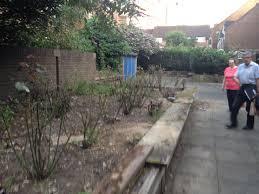 grab a spade can you help bring the kambala community garden back