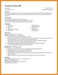 rn resume examples art resume examples