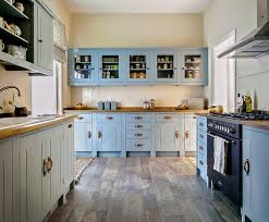 kitchen cabinets blue blue kitchen cabinets all about home design ideas