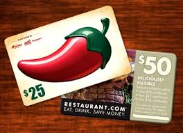 chili gift card collegebudget deals 25 chilis gift card 50 restaurant