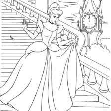 cinderella coloring pages disney az coloring pages coloring pages