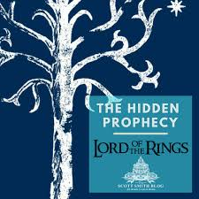 the prophecy of the lord of the rings the white tree of