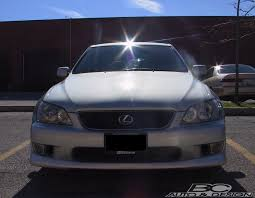 lexus altezza is300 is300 trd ver 1 style bc auto u0026 design