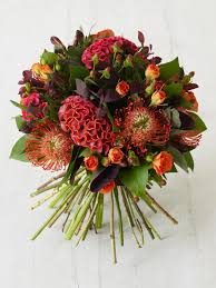 fall for this autumn inspired bouquet hgtv