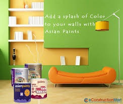 add color and happiness to your living spaces with asian paints