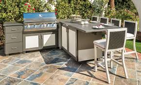 outdoor kitchen furniture outdoor kitchens gensun