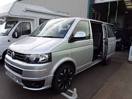 kombi volkswagen 2017 vw transporter t5 t32 factory kombi blue motion 140 tdi 6 speed