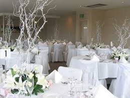 silver wedding decorations wedding corners