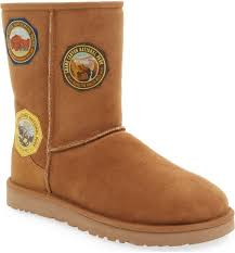 womens ugg pendleton boots ugg x pendleton patch boot nordstrom