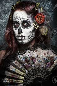 Day Of The Dead Halloween Makeup Ideas 37 Best Day Of The Dead Images On Pinterest Sugar Skulls Day Of
