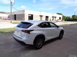 used lexus suv spring tx 2015 lexus nx200t for sale in houston tx stock tr10364