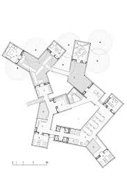 Hexagon House Plans by Tangram Kinderkarten By Horia Mihai Coman Via Behance
