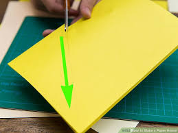 How To Make A Paper Worm - 7 easy ways to make a paper house with pictures wikihow