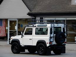 1995 land rover defender interior 1995 land rover defender 90 station wagon copley motorcars