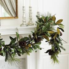 pine magnolia garland ballard designs