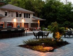 Brick And Paver Patio Designs Paver Patio Pictures Gallery Landscaping Network