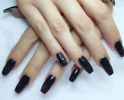 13 ways to wear coffin nails u2014 designs for ballerina nails