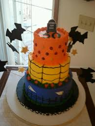50th halloween birthday cakecentral com