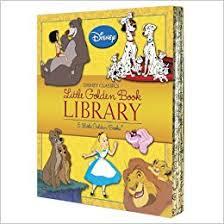 disney classics golden book library disney classic