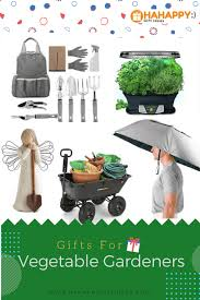 15 gifts for vegetable gardeners