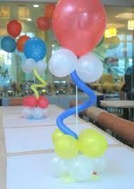 Balloon Diy Decorations Diy Balloon Centerpieces Centerpieces U0026 Bracelet Ideas