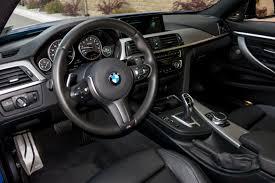 bmw inside view 2017 bmw 440 our review cars com