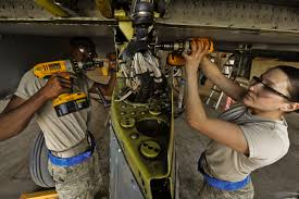 Air Force One Installation Air Force Vehicle Mechanic Popular Mechanic 2017
