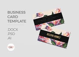 elegant business card template creati design bundles