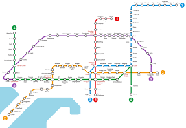 Guangzhou Metro Map by China Subway Maps Beijing Subway Map Shanghai Subway Map
