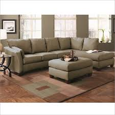 fantastic sectional sofa with chaise and recliner small chocolate